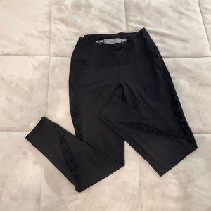Black Victoria's Secret Leggings/Workout Pants